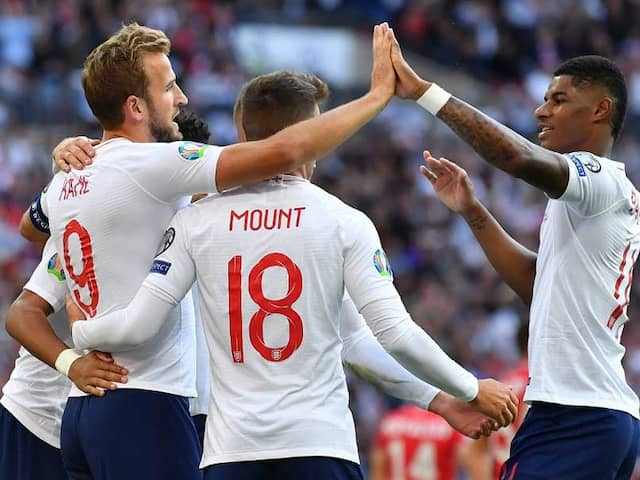 Euro 2020 Qualifiers: Harry Kane Treble Fires England In Bulgaria Rout