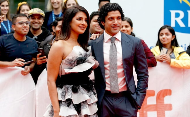 The Sky Is Pink At Toronto Film Festival: Priyanka Chopra, Farhan Akhtar-Shibani Dandekar Attend World Premiere