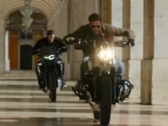 'War Movie': Hrithik Roshan And Tiger Shroff Ride BMW Motorcycles In This Action Movie