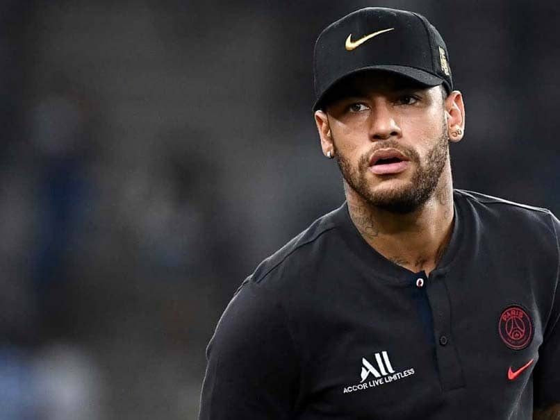 Neymar Rape Accuser Charged With Extortion In Brazil