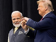 """Honoured To Introduce You To My Family"": PM To Trump At 'Howdy, Modi!'"