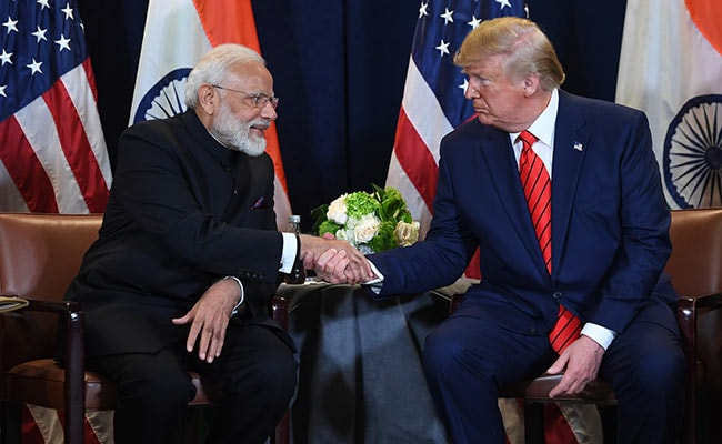 "Look Forward To Working With India For ""Decade Full Of Achievements"": US"