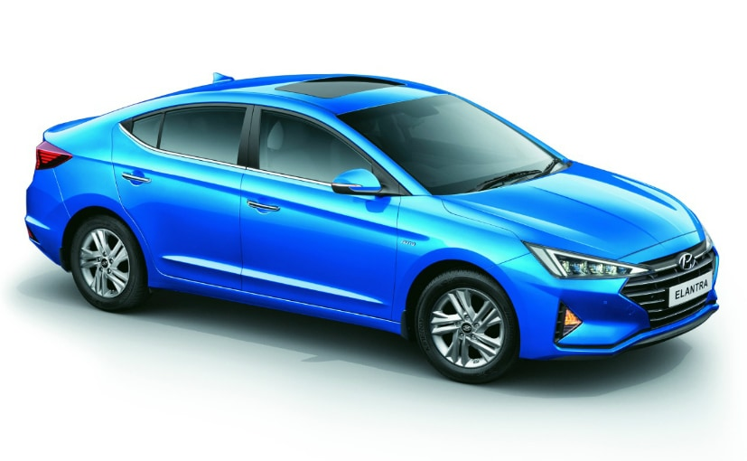 The 2019 Hyundai Elantra will be launched in India on October 3, 2019
