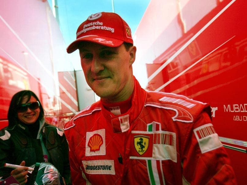 Michael Schumacher In Paris For Cell Therapy: Report
