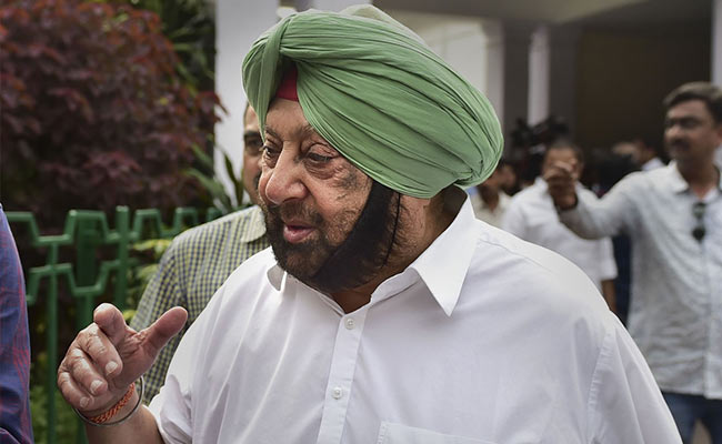 Can't Quit, Will Contest Assembly Polls If Needed: Amarinder Singh