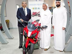 TVS Motor Company Strengthens Presence In UAE; Appoints New Distributor