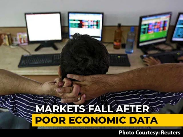 Video: Sensex, Nifty Fall Most In Nearly 2 Months On Growth Concerns