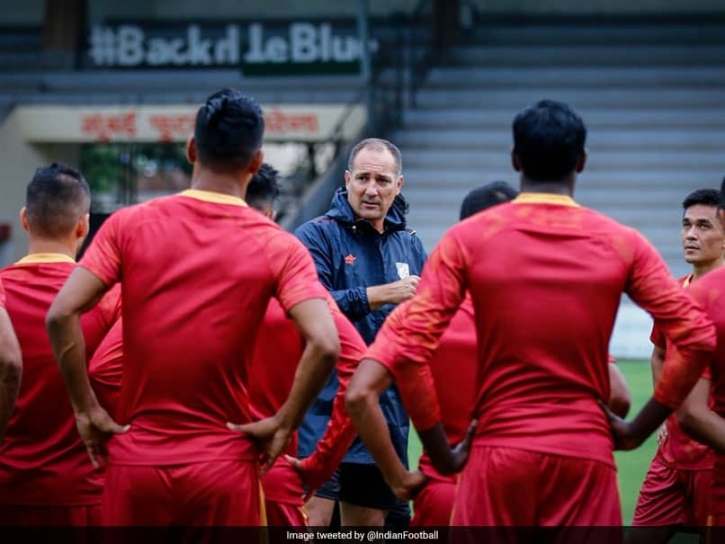 """Oman, Qatar Favourites But India """"Ready For The Challenge"""", Says Indian Football Coach Igor Stimac"""