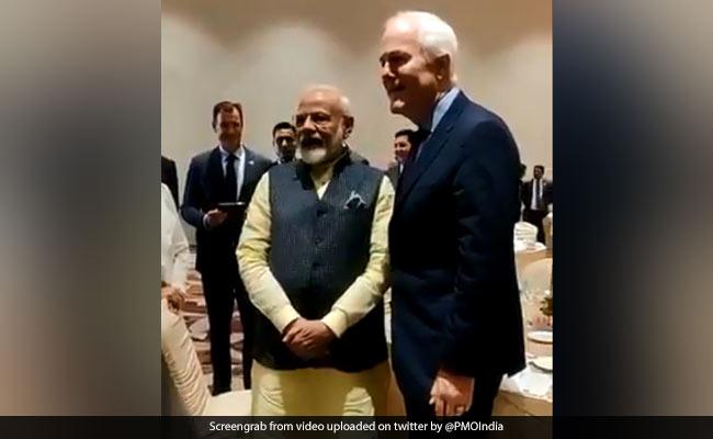 हाउडी मोदी में PM मोदी ने अमेरिकी सांसद की बीवी से मांगी माफी, VIDEO में जानें पूरा मामला