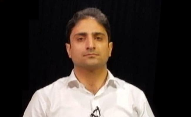 Junaid Azim Mattu Returns As Srinagar Mayor, 6 Months After He Was Removed