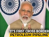 Video : PM, Nepal Counterpart Launch South Asia's 1st Cross-Border Petro Pipeline