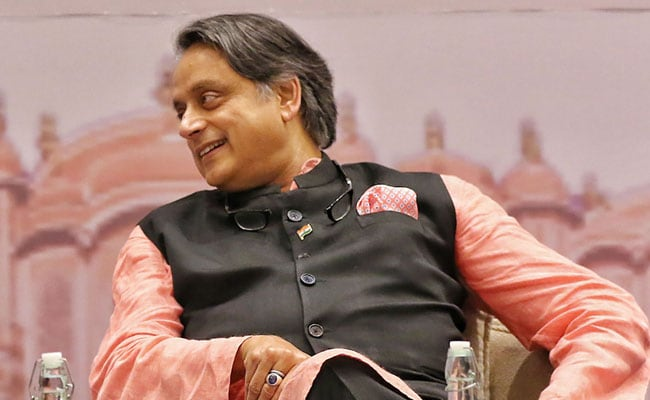Watch: Shashi Tharoor's Reply When Student Asked Him For A New Word