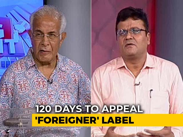 Video : Assam Citizens' List: Detention Crisis Looms?