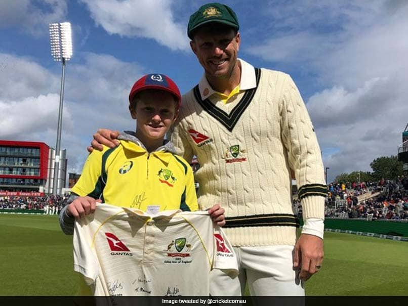 Meet The 12-Year-Old Aussie Kid Who Did Trash Duty For Four Years To Watch Ashes Live