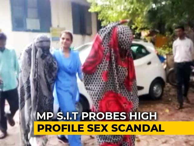 Video : In Madhya Pradesh Sex Scandal, Politicians, Bureaucrats, Over 1,000 Clips