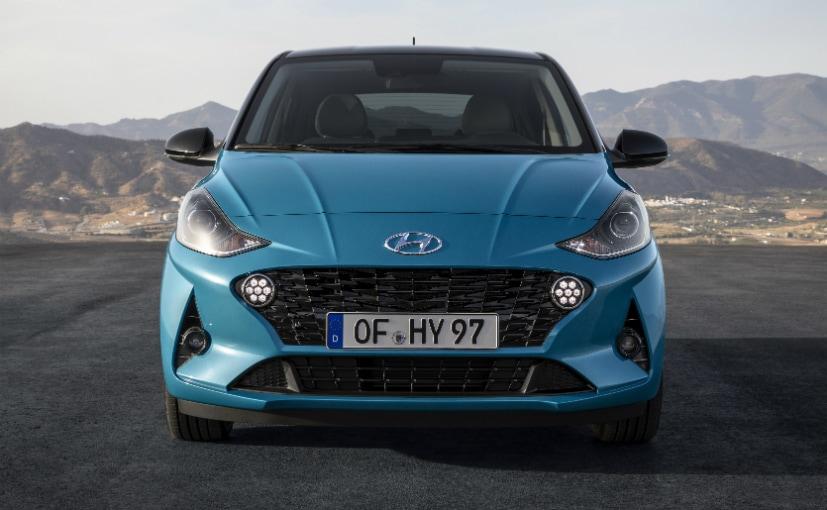 New Generation Hyundai i10 Commences Production For Europe