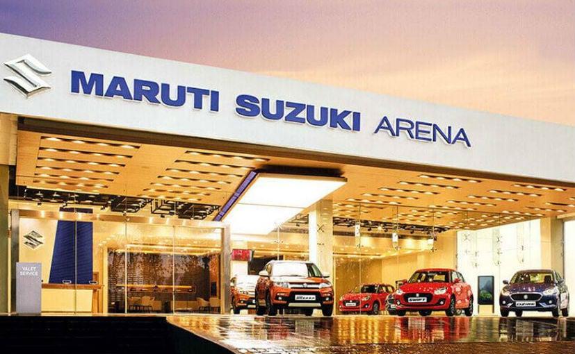 Maruti Suzuki India's sales dropped by 24.8 per cent when compared to the same period last year
