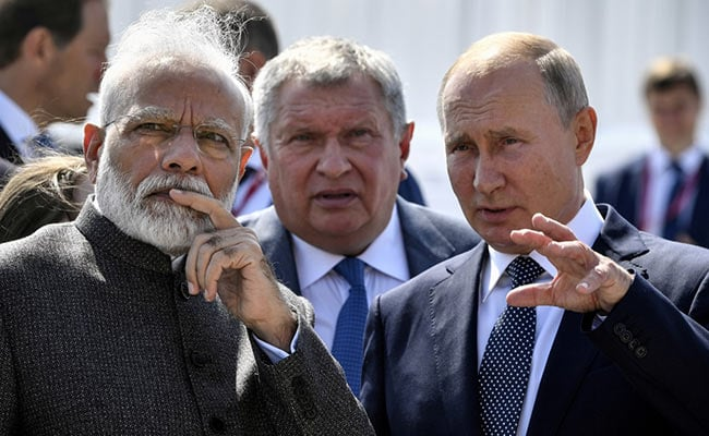India, Russia Target $30 Billion In Trade By 2025, Announce Energy Deals