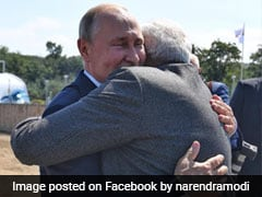 "On Russia Far East Visit, PM Refers To ""Siberian Cranes-Gujarat"" Link"