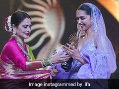 IIFA Awards 2019: दीपिका पादुकोण को 'चेन्नई एक्सप्रेस' के लिए मिला बेस्ट एक्ट्रेस का अवॉर्ड, सकते में आए फैन्स