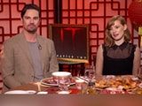 Video : Jessica Chastain & Jay Ryan On Their Horror Film <i>It Chapter Two</i>