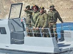भारत-चीन गतिरोध के बाद सेना की उत्तरी कमान के चीफ ने लद्दाख का दौरा किया