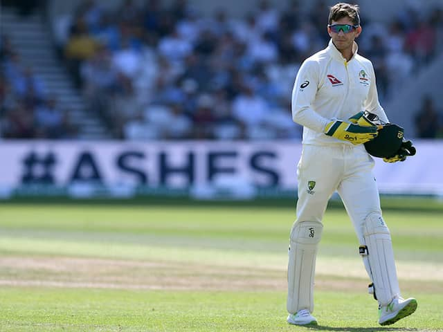 """Ashes 2019: Australia """"Made Mistakes"""", Ready For Another Great Test, Says Tim Paine"""