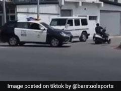 Tiktok Top 10: चालान से बचने के लिए शख्स ने किया ऐसा, वायरल हुआ मजेदार VIDEO