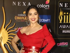 IIFA Awards 2019: Madhuri Dixit, Salman Khan, Sara Ali Khan And Others Dazzle On Green Carpet