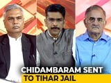 Video : Jail Number 7 In Tihar, P Chidambaram's New Address