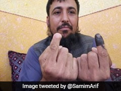 Taliban Cut Off Afghan Man's Finger For Voting, He Defied Them Again