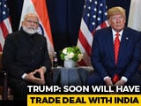 Video : PM Modi, Donald Trump Hold Bilateral Meet
