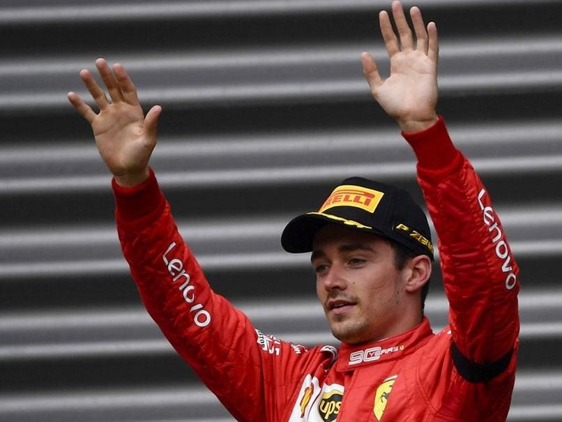 Charles Leclerc Dedicates Maiden F1 Win To Crash Victim Anthoine Hubert