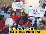 "Video : BHU Professor, Accused Of Sex Harassment, Sent On ""Long Leave"""
