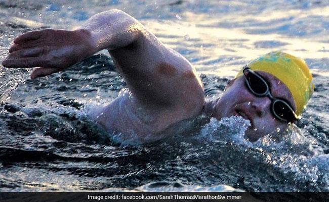 US Woman Sarah Thomas Becomes 1st To Swim English Channel 4 Times: Report