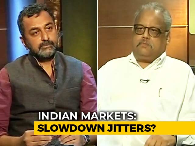 "Video: ""Slowdown Not As Bad As Made Out"": Top Investor Rakesh Jhunjhunwala"