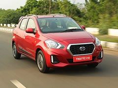 Datsun GO & GO+ Receive 5 Per Cent Price Hike