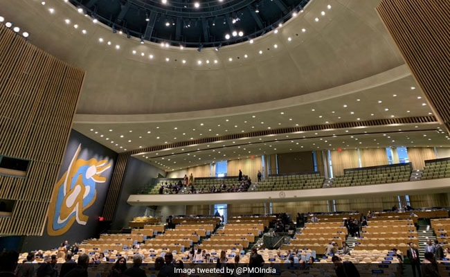 5 New Countries, Including India, Begin 2-Year UN Security Council Term