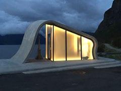 ये है नॉर्वे का पब्लिक टॉयलेट, Photos देख यकीन नहीं कर पा रहे हैं लोग