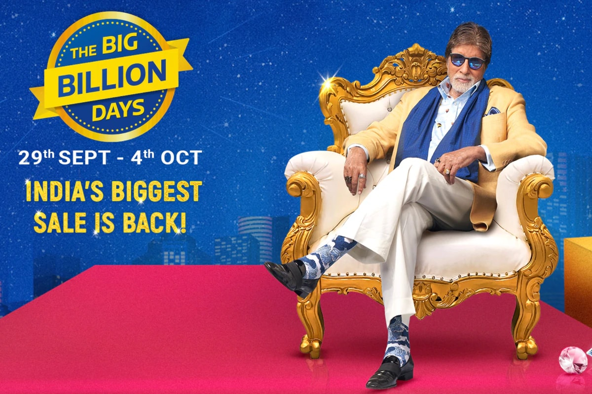 Flipkart Big Billion Days 2019 सेल 29 सितंबर से