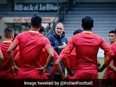 "Oman, Qatar Favourites But India ""Ready For The Challenge"", Says Indian Football Coach Igor Stimac"