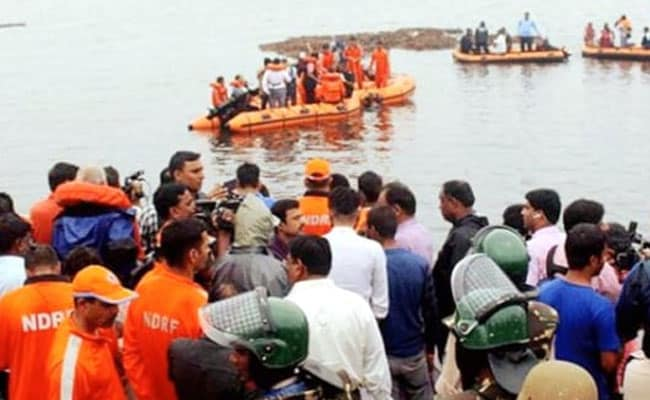 27 Rescued In Andhra Boat Capsize, NDRF, Navy Divers Assist Search Op