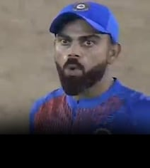 Kohli Amazed By Miller's One-Handed Catch. Reaction Is Viral On Internet