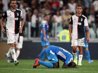 Kalidou Koulibaly Own Goal Hands Juventus Victory In Seven-Goal Napoli Thriller