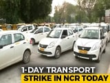 Video : Many Delhi Schools Closed Today Due To Transport Strike