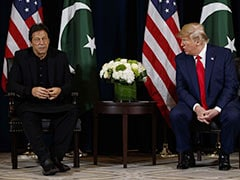 """""""Where Do You Find Reporters Like These?"""": Trump Asks Imran Khan At Meet"""