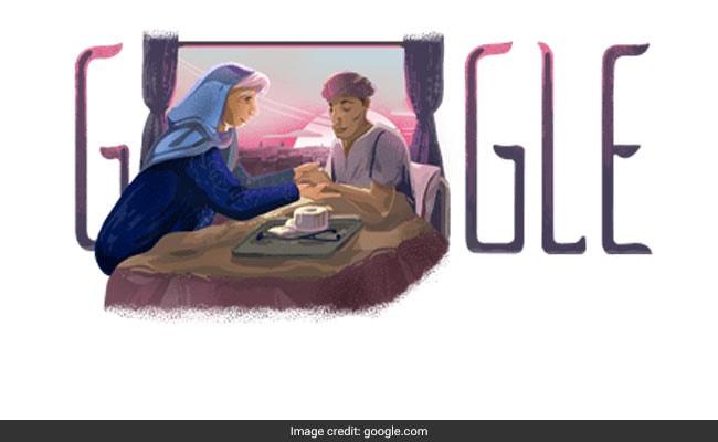 Today's Google Doodle Honours Pakistan's Mother Teresa, Dr Ruth Pfau