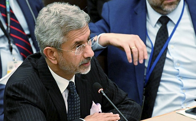 US Visa Policy Supporting Indian Talent Is 'Win-Win' For Both: S Jaishankar