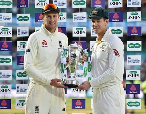 England Beat Australia In Fifth Test To Square Ashes Series