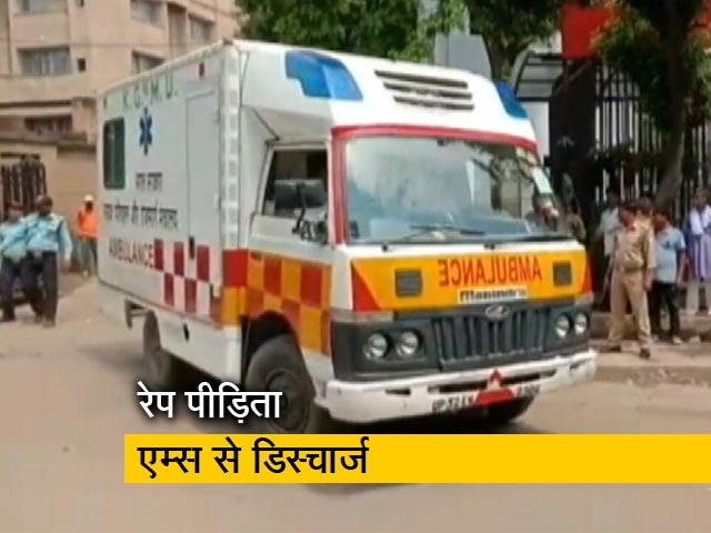 Video : रवीश कुमार का प्राइम टाइम : उन्नाव की रेप पीड़िता एम्स से डिस्चार्ज